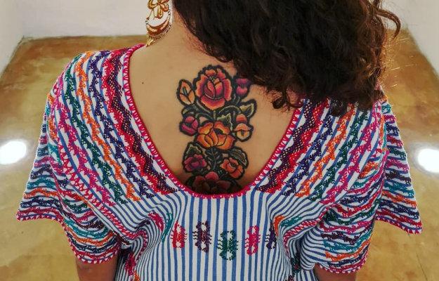 Haftowane Tatuaże Są Nową Formą Sztuki Czy To Będzie Hit
