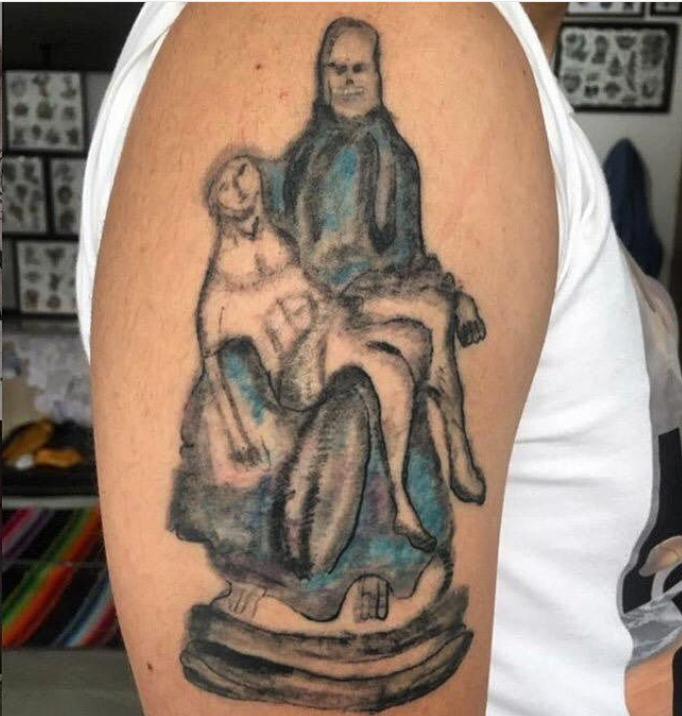 Przy Robieniu Tych Tatuaży Coś Poszło Nie Tak F7dobry